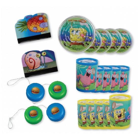 Grabbelton Speelgoed Van Spongebob kopen